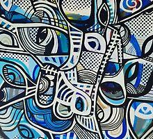 Blue Bones by Roy B Wilkins