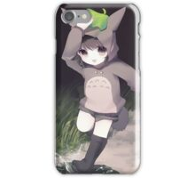 Art of Totoro iPhone Case/Skin