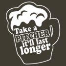 Take a Pitcher Dark by AngryMongo