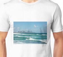 Surfers Paradise Gold Coast Australia Unisex T-Shirt