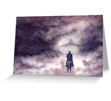 The Witch-king of Angmar Greeting Card
