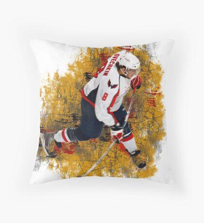 Alexander Ovechkin Throw Pillow