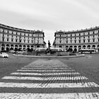 Repubblica, Rome, Italy by Andrew Jones