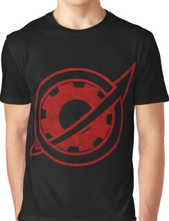 Future Gadget Lab Symbol Graphic T-Shirt