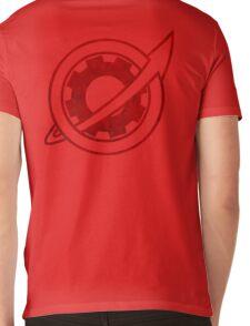 Future Gadget Lab Symbol Mens V-Neck T-Shirt