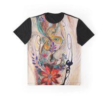 The Splash Of Life 10 Graphic T-Shirt