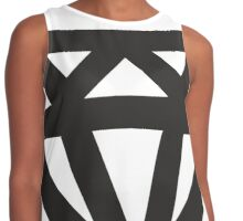 Black Diamond Contrast Tank