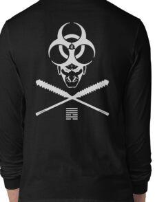 Shadeprint Battle Vest (Vaccum) Long Sleeve T-Shirt