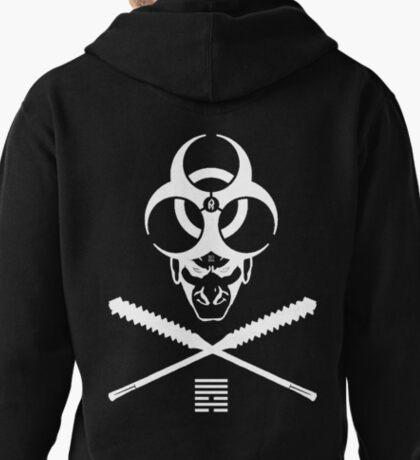 Shadeprint Battle Vest (Vaccum) Pullover Hoodie