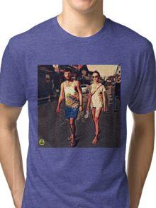 Amper pai 006 Tri-blend T-Shirt