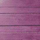Distressed Door Planks in Dusky Pink by himmstudios