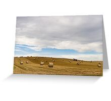 Clearing Sky -  Greeting Card