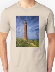 Little Sable Point Light - Michigan Unisex T-Shirt