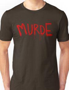 American Horror Story Season 6 My Roanoke Nightmare Murde Graffiti Unisex T-Shirt