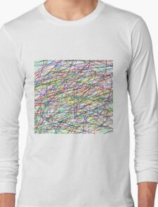 MS PAINT Long Sleeve T-Shirt
