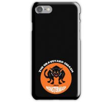 This is Monster Mash - Black Cat Edition iPhone Case/Skin