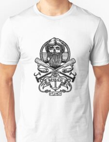 Sailor Skull Unisex T-Shirt