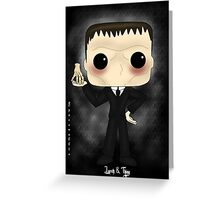 Lurch & Thing Greeting Card