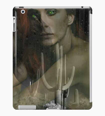 Naked cactus  iPad Case/Skin