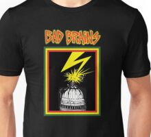 bad brains logo Unisex T-Shirt
