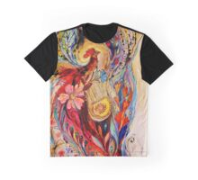 The Splash Of Life 6 Graphic T-Shirt