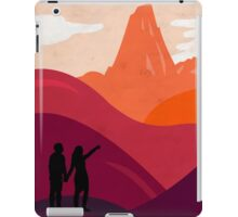 End Of The Journey iPad Case/Skin