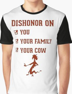 dishonor on you Graphic T-Shirt