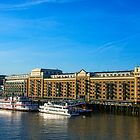 Butlers Wharf by Chris Thaxter
