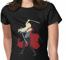 Minimalist - Celaena Sardothien Womens Fitted T-Shirt