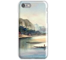 """From series """"Distant countries"""" - East Asia iPhone Case/Skin"""