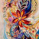 The Splash Of Life. Composition 5 by Elena Kotliarker