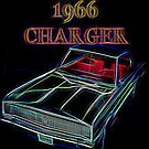 1966 Dodge Charger by Mike Pesseackey (crimsontideguy)