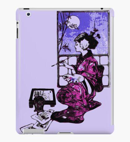 Lightly Brush Ink iPad Case/Skin