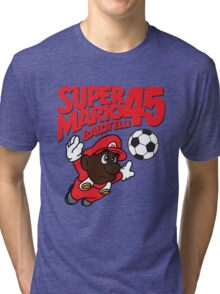 Super Mario Balotelli Tri-blend T-Shirt