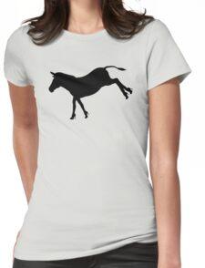 Who Says Donkeys Don't Need Shoes? Funny Art T-Shirt