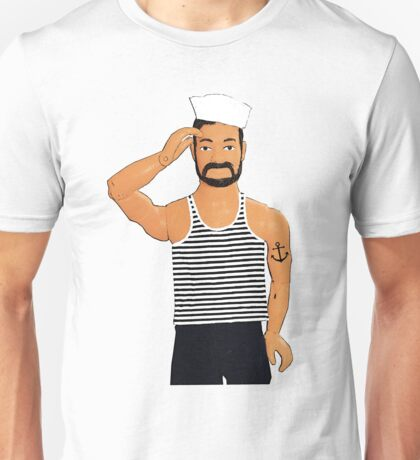 Hello Sailor! Unisex T-Shirt