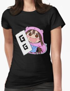 Overwatch 1 Womens Fitted T-Shirt