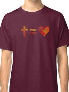 Christian Symbol Classic T-Shirt
