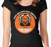 This is Monster Mash- Witch Edition Women's Fitted Scoop T-Shirt