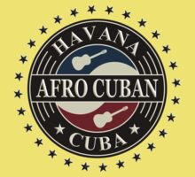 Havana afro cuban cuba One Piece - Short Sleeve
