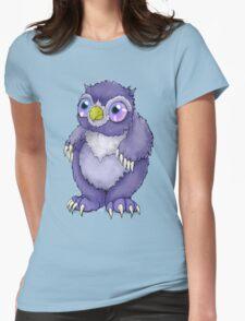 Baby Owlbear D&D Monster Womens Fitted T-Shirt