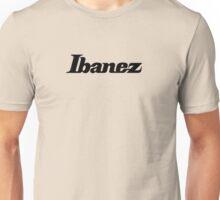 Ibanez black Unisex T-Shirt