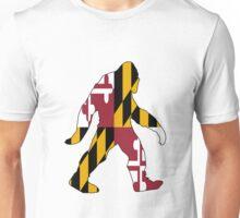 Maryland Bigfoot Unisex T-Shirt