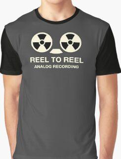 Vintege reel to reel Graphic T-Shirt
