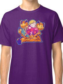 Heart-Shaped Metroid Classic T-Shirt