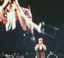 Justin Bieber Purpose Tour Sticker