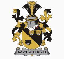 McGough Coat of Arms (Irish) T-Shirt