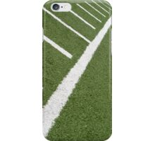 Football Lines iPhone Case/Skin