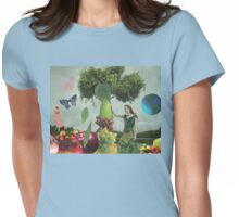 DEMETER AND PERSEPHONE Womens Fitted T-Shirt