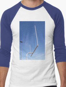 Football Goal Men's Baseball ¾ T-Shirt